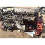 Двигатель Хино W06A
